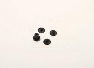 BMS-20319 Gears plastica per BMS-373 / 373BB / 375DD / 376DDG / 376DDG + HS