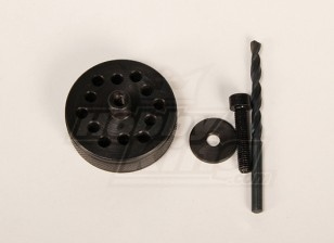 Prop & Back-Plate maschere trapano per DA100 e 150 \ DLE111 \ 3W50-170 \ TMM53-106