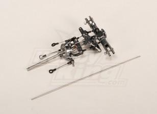 HK-450 testa del rotore principale assemply aggiornamento. (4 mm FS)