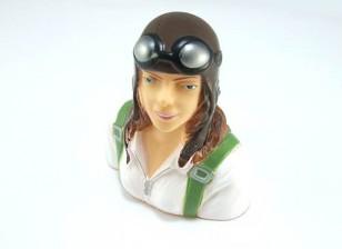 Pilot Model (femmina) 1/6 (H73 x W63 x D35mm)