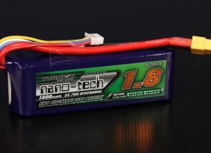 Turnigy nano-tech 1800mah 4S 35 ~ 70C Lipo Confezione