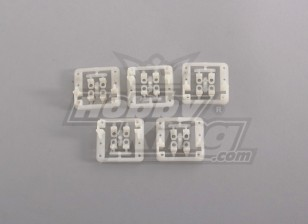 Servo Mount (5pcs / bag) per Mini Servo 9g, fino a 24mm