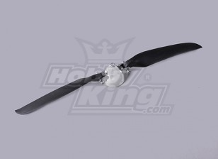Pieghevole Elica W / lega mozzo 40mm / 3 millimetri 11x6 Shaft (1pc)