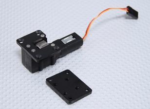 Ritrarre elettrico con reversibile monte e Metal Trunnion