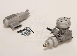 Asp 46M Two Stroke raffreddato ad acqua Motore di incandescenza