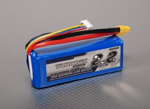 Turnigy 2200mAh 3S 25C Lipo Confezione