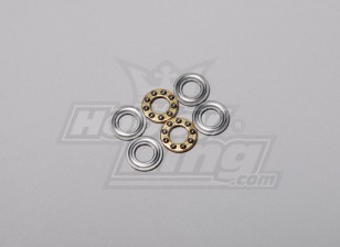 HK-500GT spinta Cuscinetto 12 x 5 x 4 mm (Align part # H50004)