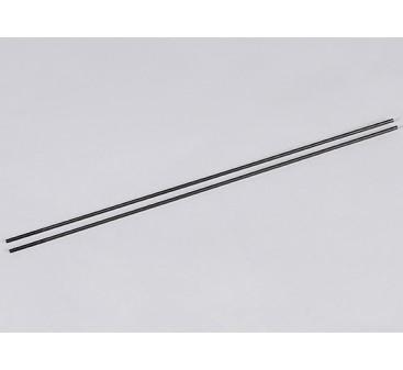 Metallo aste di spinta M3xL300 (2pcs / set)