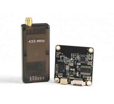 Micro HKPilot telemetria Modulo radio con On Screen Display (OSD) unità - 433MHz.