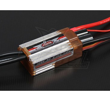 Turnigy Dlux 120A HV Speed Controller Brushless (opto)