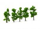 HobbyKing Model Railway Scale Trees 65mm (5 pcs)