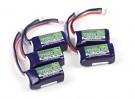 Turnigy nano-tech 260mah 2S 35~70C Lipo Pack (E-flite Compatible EFLB2002S25) (5pcs)