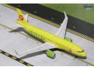 Gemini Jets S7 Siberia Airlines Airbus A320-200(S) (Sharklets) VP-BOL 1:200 Diecast Model G2SBI651