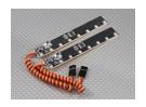 LED nell'ambito del corpo del sistema Neon (Red) (2pcs / bag)