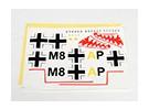 Durafly ™ Messerschmitt Bf.110 - Sticker