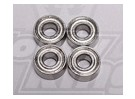 HK-250GT cuscinetto a sfere 6 x 2.6 x 2.5mm (4pcs / set)