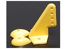 Pom Horns 20x27mm (10pcs / set)
