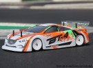 BSR BT-4 1/10 4WD Touring Car (Un-assemblato Kit)