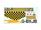 Sostituzione Avios Yakovlev Yak-52 Schema Dipartimento Funzione Sticker Set