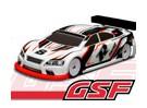BLITZ GSF Race corpo (190 millimetri) (0,8 millimetri)