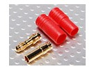HXT oro da 3,5 mm connettore w / Protector (10pcs / set)