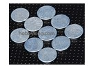 Forti delle terre rare Button Magneti (10pcs / set)