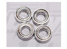 HK-250GT cuscinetto a sfere 6 x 3 x 2.5mm (4pcs / set)