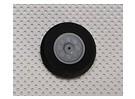 Gomma piuma della luce della rotella Diam: 45, Larghezza: 18,5 millimetri (5pcs / bag)