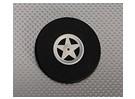 5 ruote a raggi Shock Absorbing D75xH18mm (5pcs / bag)