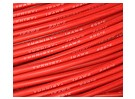 Turnigy Pure-silicone filo 18 AWG 1m (Red)