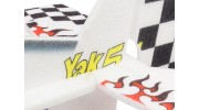H-King Yak54 - Glue-N-Go - EPP 800mm (Kit) - tail