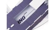 H-King J-20 - Glue-N-Go - 5mm Foamboard PP 650mm (Kit) - battery hatch