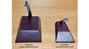 Gemini Jets 1:200 Scale Wood & Metal Stand (Small / Narrow Body) G2STD358