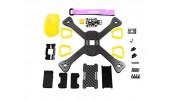 GEP-BX5 FlyShark Racing Drone Frame 215mm - components