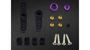 PowerHD Storm-7 Low Profile High Voltage Compatible Servo Parts