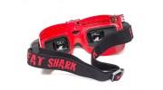 FatShark Attitude V4 10th Anniversary Edition Headset - rear view