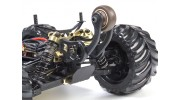JLBRacing Cheetah 1/10 4WD Brushless Off-road Truggy (RTR) - wheelie bar