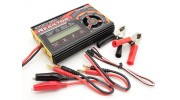Turnigy Reaktor 300W 20A 6S Balance Charger now with NiZN and LiHV - features