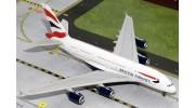 Gemini Jets British Airways Airbus A380-800 G-XLEB 1:200 Diecast Model G2BAW558