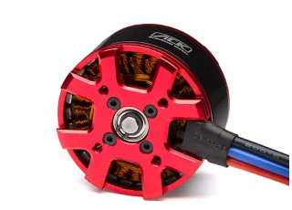 ACK-4015CQ-480KV Brushless Outrunner Motor 4~8S (CCW) - bottom view