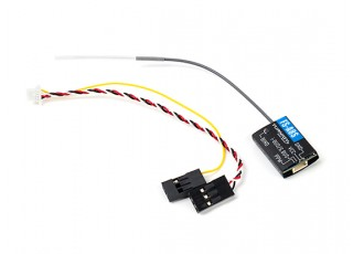 FS-A8S 2.4Ghz 8CH Mini Receiver with PPM i-BUS SBUS Output - Package