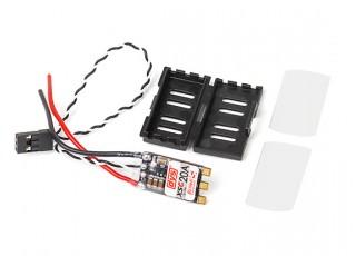 DYS XSC 20amp Mini BLHeliS w/OneShot142 Multi-Rotor ESC (Solder version) complete