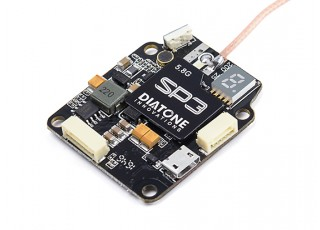 Diatone SP3 48CH with OSD Top view