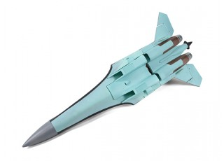 SU-35 Fighter Jet 1:20 Scale Mid-Engine Pusher Prop 735mm (KIT) - bottom