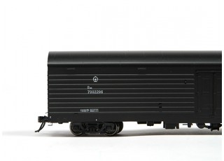 B15E Refrigerated Freight Car (HO Scale - 4 Pack) Set 2 8