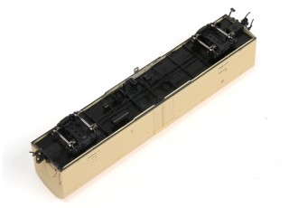 B15E Refrigerated Freight Car (HO Scale - 4 Pack) Set 3 4