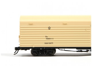 B15E Refrigerated Freight Car (HO Scale - 4 Pack) Set 3 8
