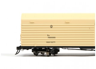 B15E Refrigerated Freight Car (HO Scale - 4 Pack) Set 3 7