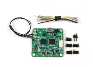 FrSKY XMPF3E Flight Controller with Builtin XM+ Receiver (Standard Version) - contents