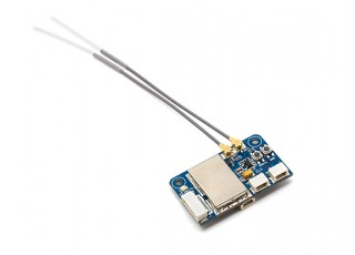 Turnigy X6B PWM/PPM/i-BUS/SBUS Receiver 6CH 2.4G AFHDS 2A Telemetry Receiver - complete